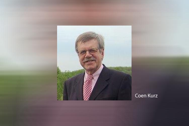 In Memoriam Coen Kurz