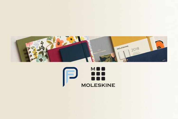 Partnership PF Concept en Moleskine