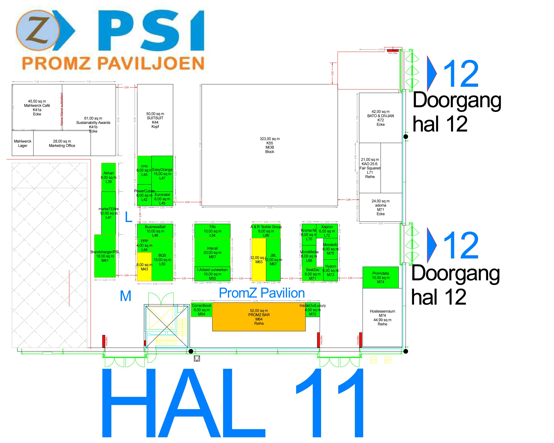 PromZ Paviljoen PSI 2019 update 26-11-18
