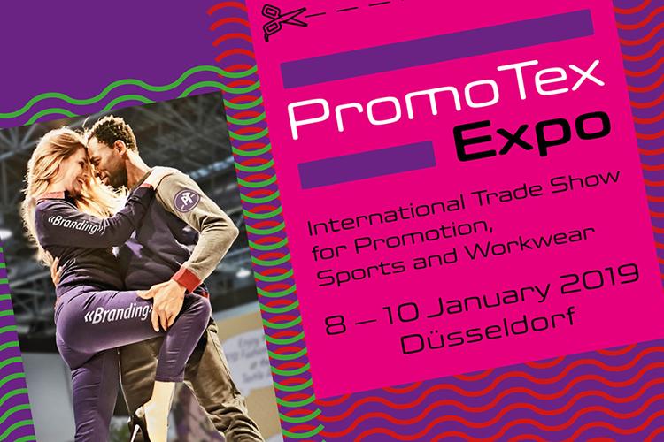 PSI 2019, viscom en PromoTex Expo tegelijkertijd georganiseerd