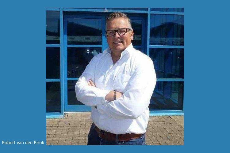 Robert van den Brink naar MeetingLinq