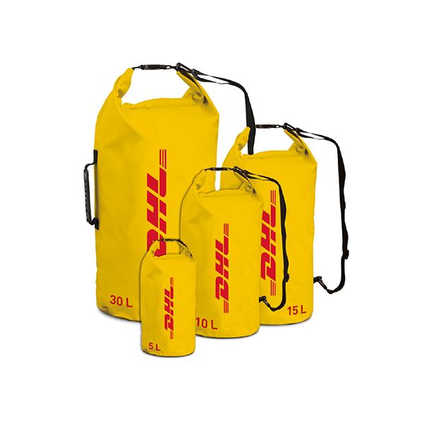 Drybag Relax 10L, bedrukte waterdichte tas