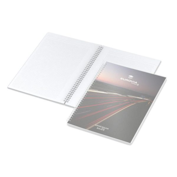 Bizz-Book A4-Plus Polyprop