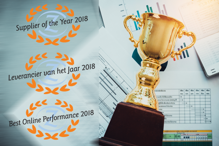 Nominaties Suppliers en Leveranciers of the Year 2018 bekend