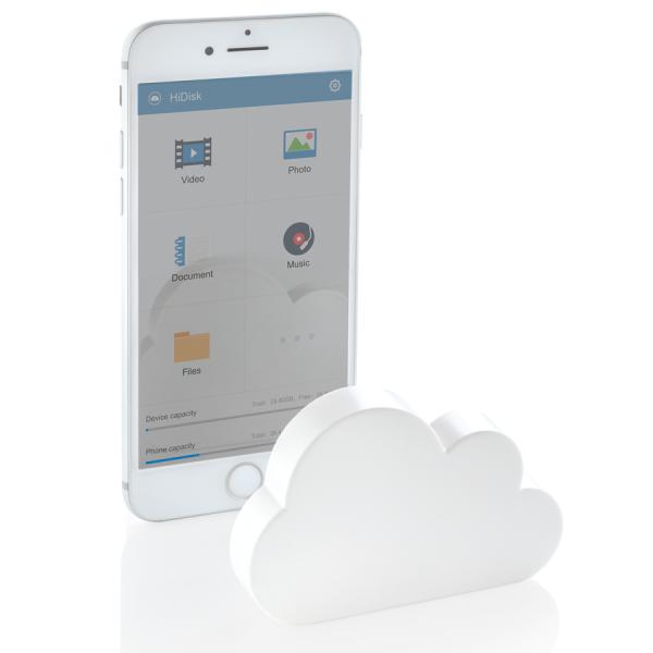 Pocket cloud draadloze mobiele opslag
