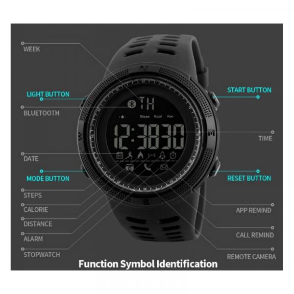 Smart Health Watch functies
