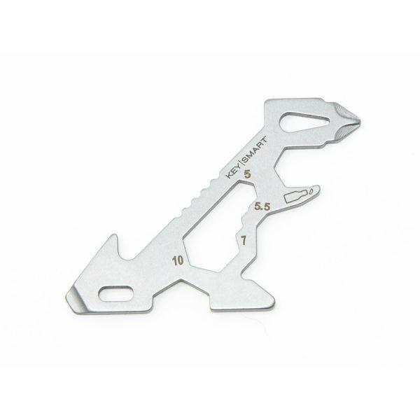 5-delige multitool in de vorm van een dinosaurus (KeySmart Alltul Dino SS)