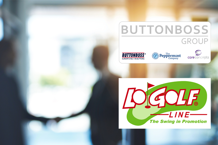 Buttonboss Group neemt LoGolf Line over