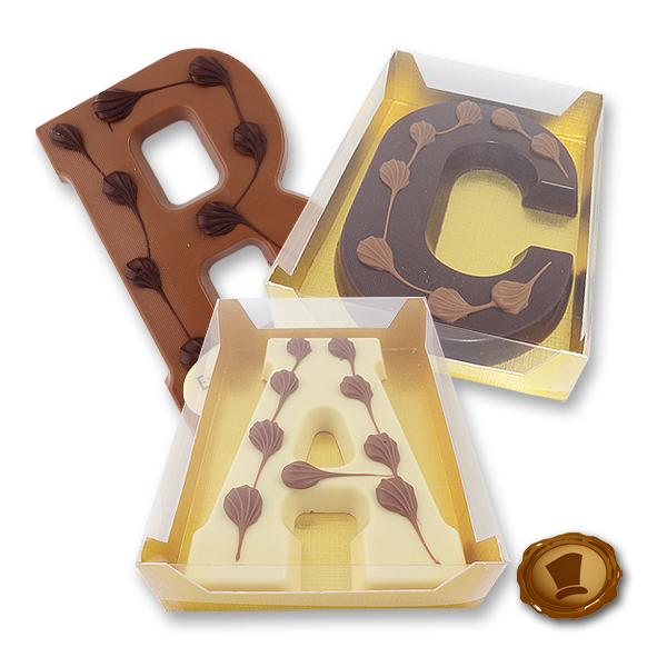 Luxe Chocolade Vormletter
