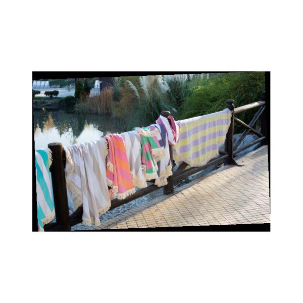 Towel Marmaris Round