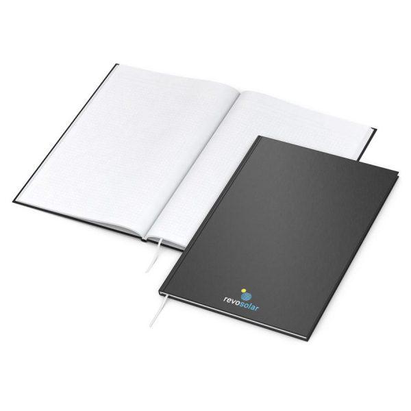 Memo-Book A5, zeefdruk-digitaal