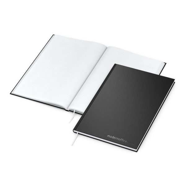 Note-Book A4, zeefdruk-digitaal