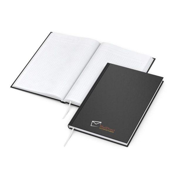 Note-Book A5, zeefdruk-digitaal
