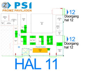PSI-Messe-2019-plattegrond