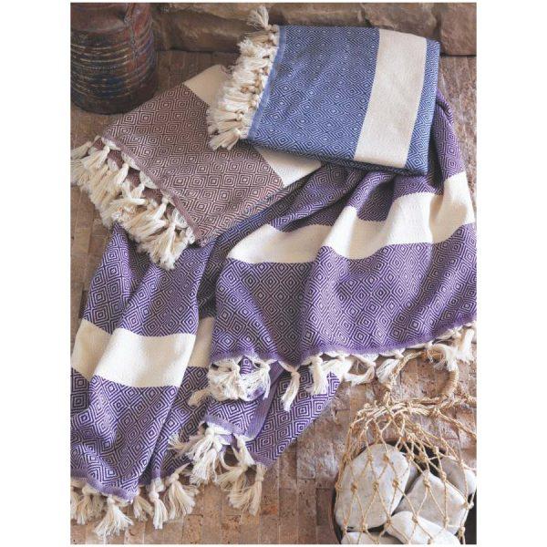 Peshtemal towel - Terra