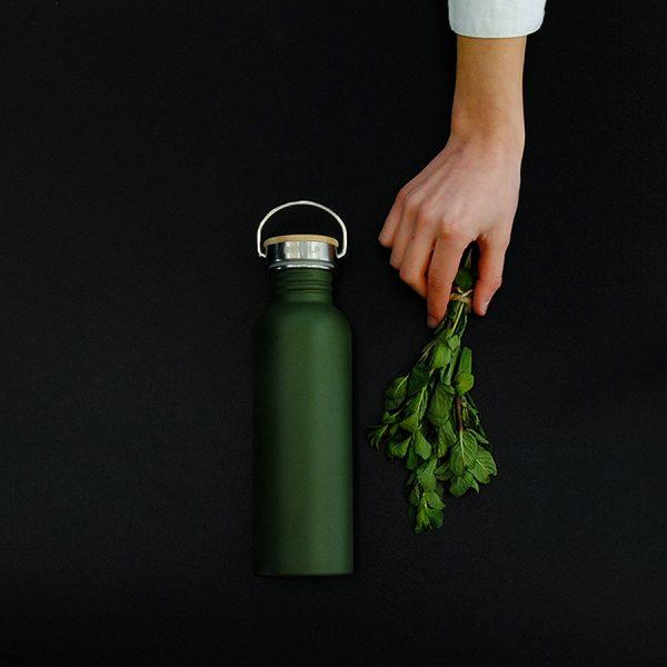 Retulp Urban 750ml Forest Green drinkfles bedrukken (4)