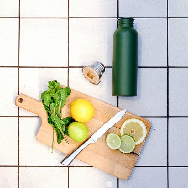 Retulp Urban 750ml Forest Green drinkfles bedrukken (5)
