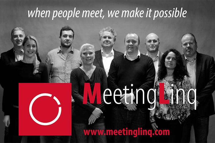 Het team van MeetingLinq