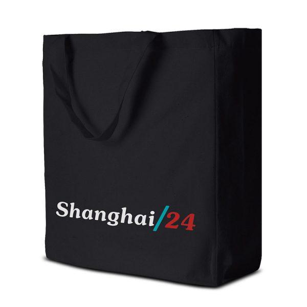 Boodschappentas Shanghai met bedrukking