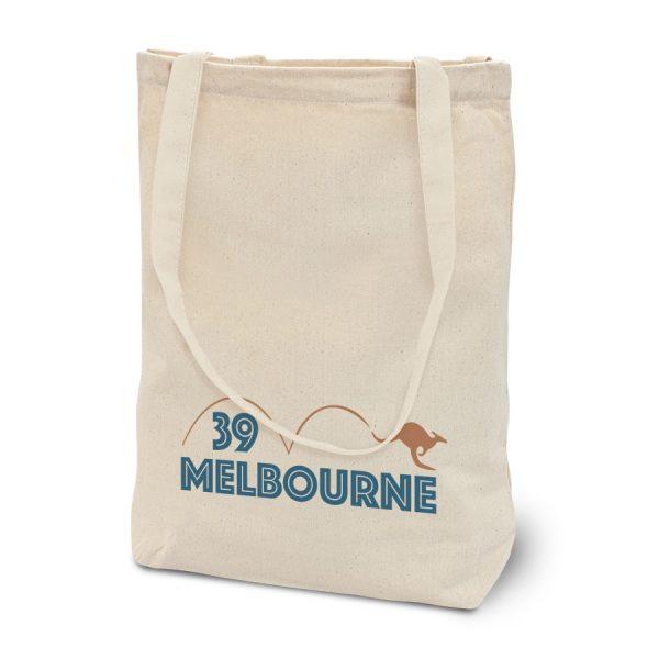 Melbourne boodschappentas met bedrukking