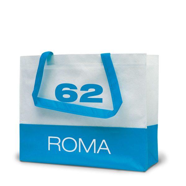 Bedrukte tas Roma