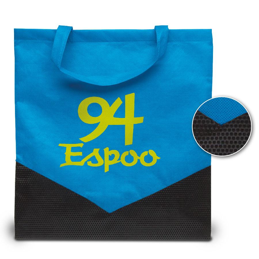 Herbruikbare reclametas Espoo