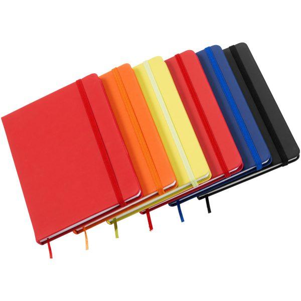 Bedrukte Rainbow A6 notitieboek M