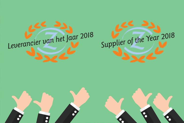 Heeft u al gestemd voor Supplier en Leverancier van het Jaar