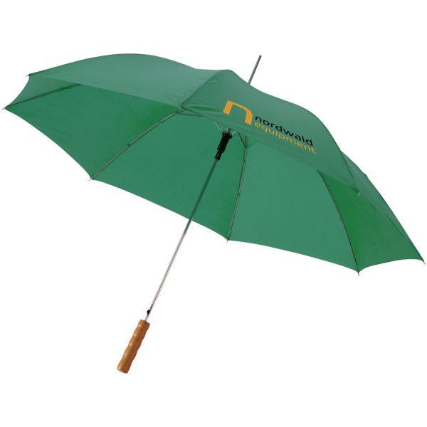Lisa 23inch automatische paraplu met bedrukking