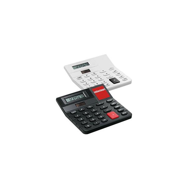 Solar desk calculator