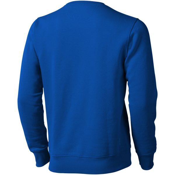 Bedrukte Surrey unisex sweater met ronde hals