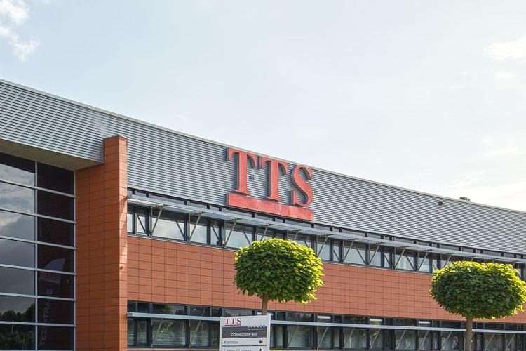 Nieuwe voorraadlocaties van TTS