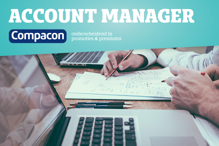 Compacon Vacature Account manager