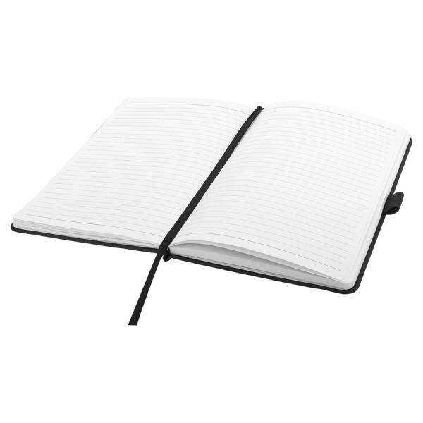 Bedrukt notitieboek Woodlook