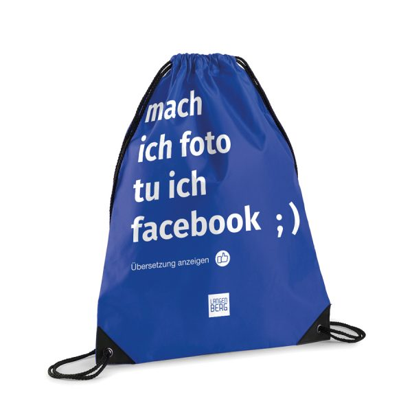 Sportpouch String Bag