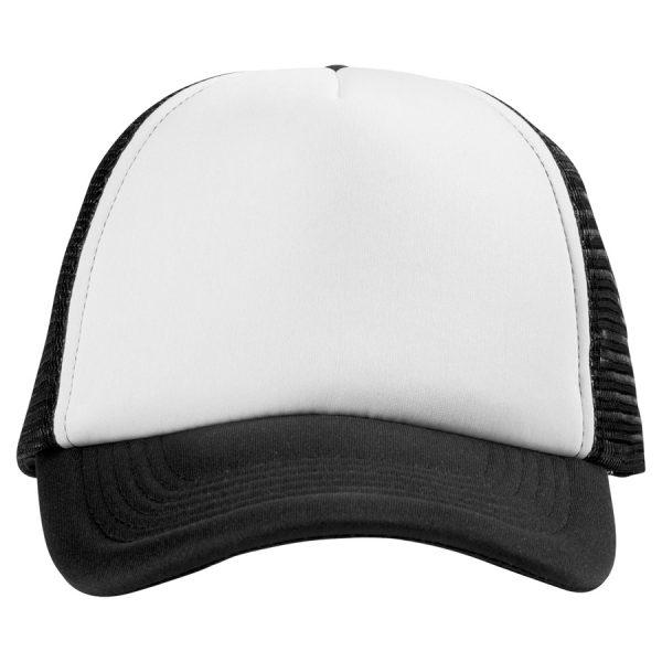Trucker 5 panel cap met logo