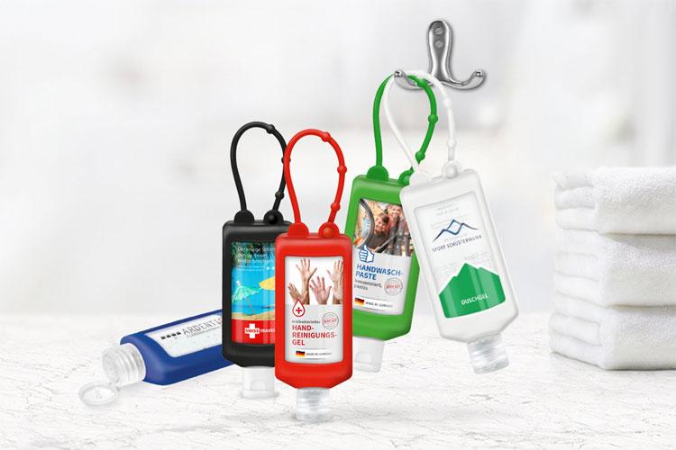 Antibacteriële handreinigingsgel Hangflacon 50 ml