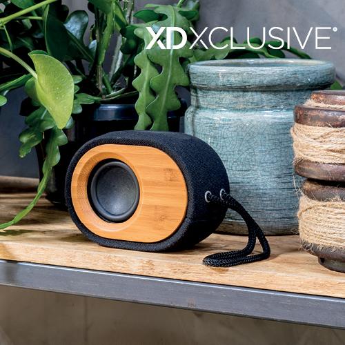 Bamboo X speakers