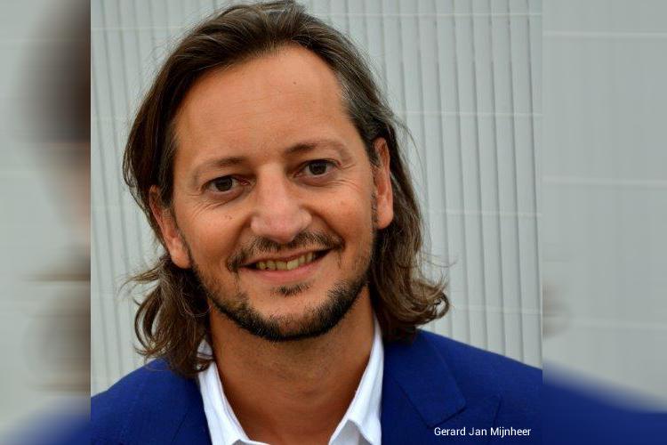 Nieuw avontuur voor Gerard Jan Mijnheer