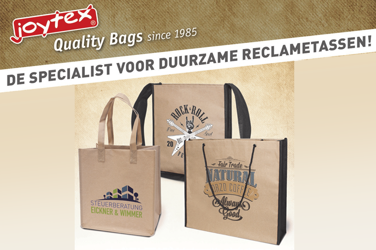 Longlife PaperNon-Woven bags by Joytex