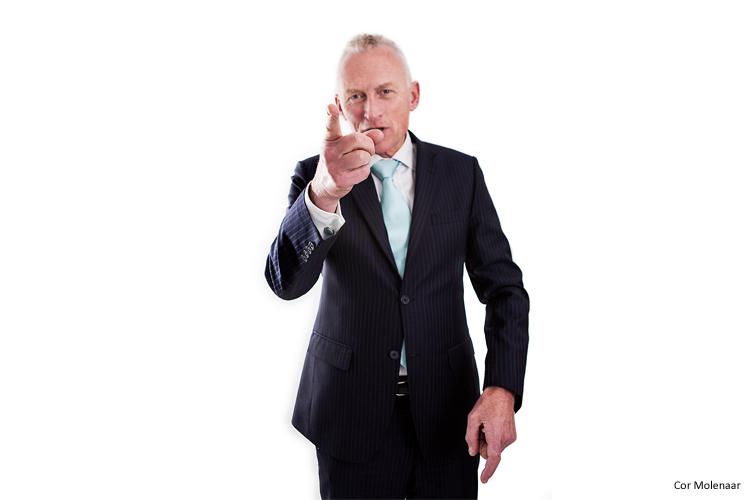 Promotieartikelen moeten klanten binden Cor Molenaar