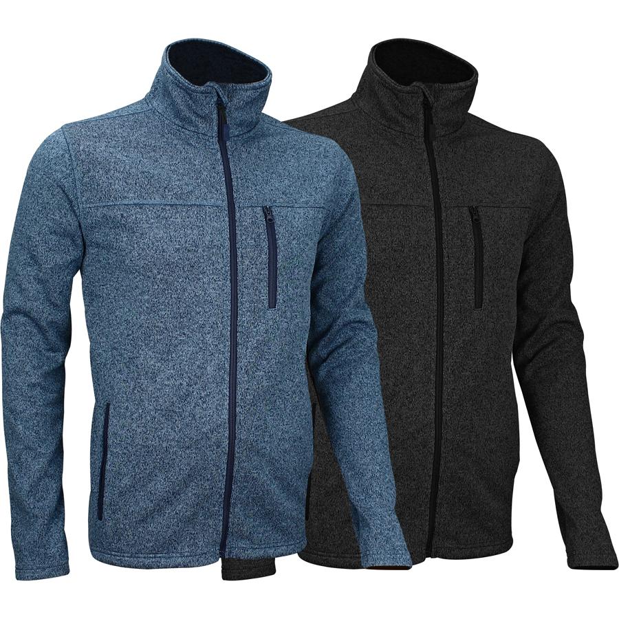 Windproof Jacket Fleece • Men •