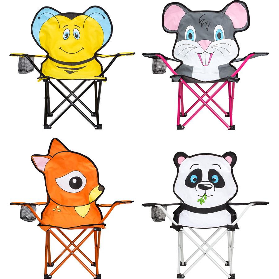 Folding Chair Junior • Animal Comic •