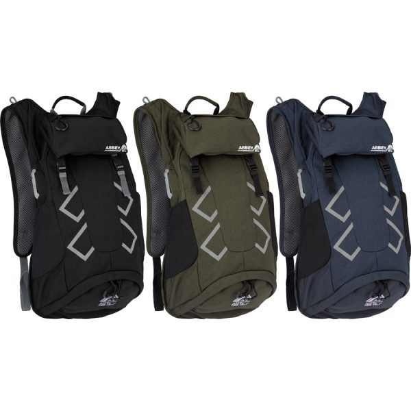 Active Outdoor Backpack Aerofit • Gateway-15 L •