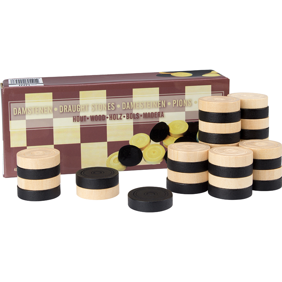 Draughts Stones