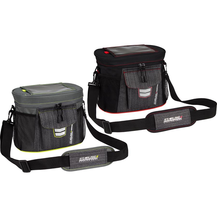 Bicycle Handlebar Bag • Oval •