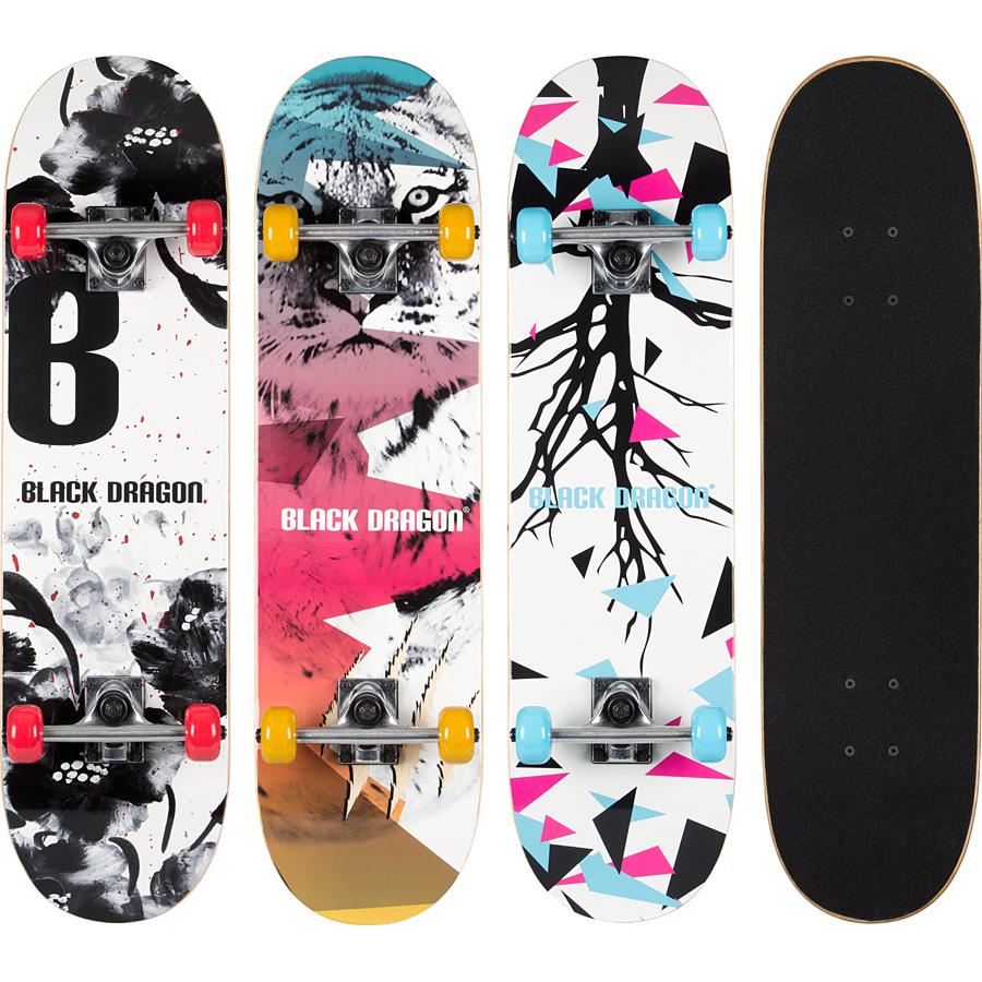 Skateboard • Street Natives •