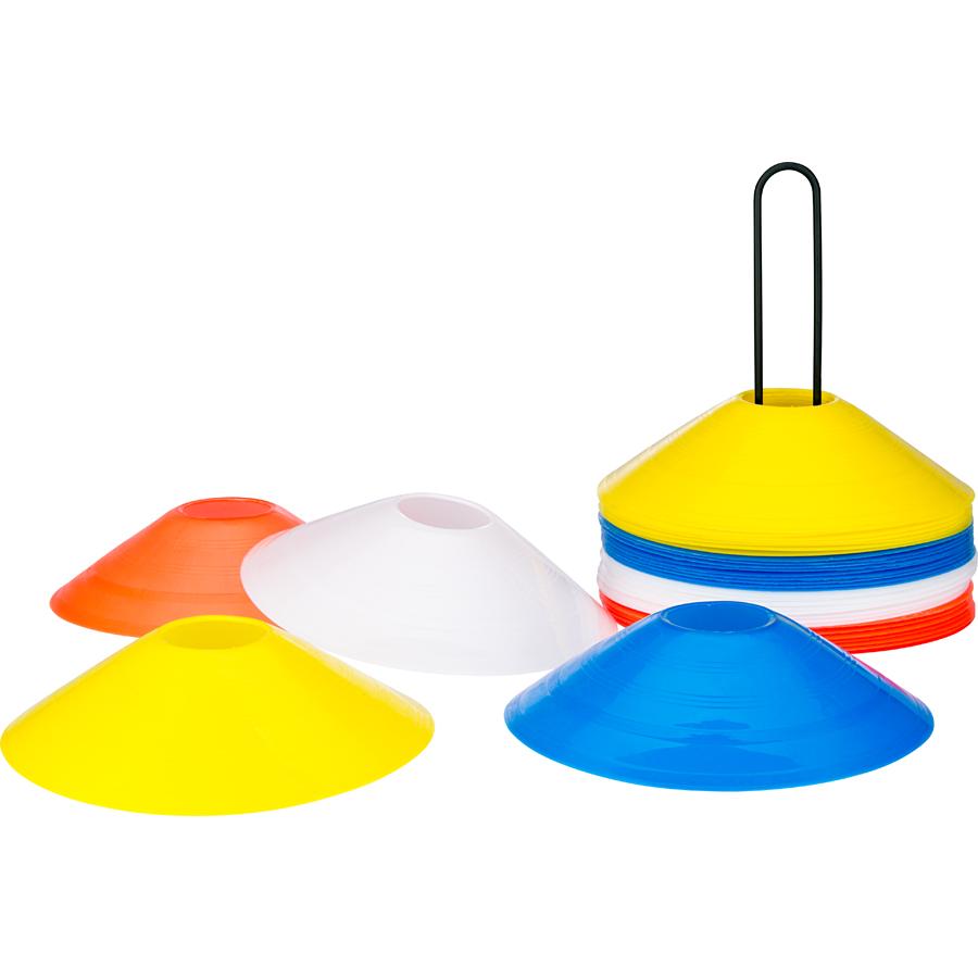 Saucer Cones 4 Colours • Lite Speed •