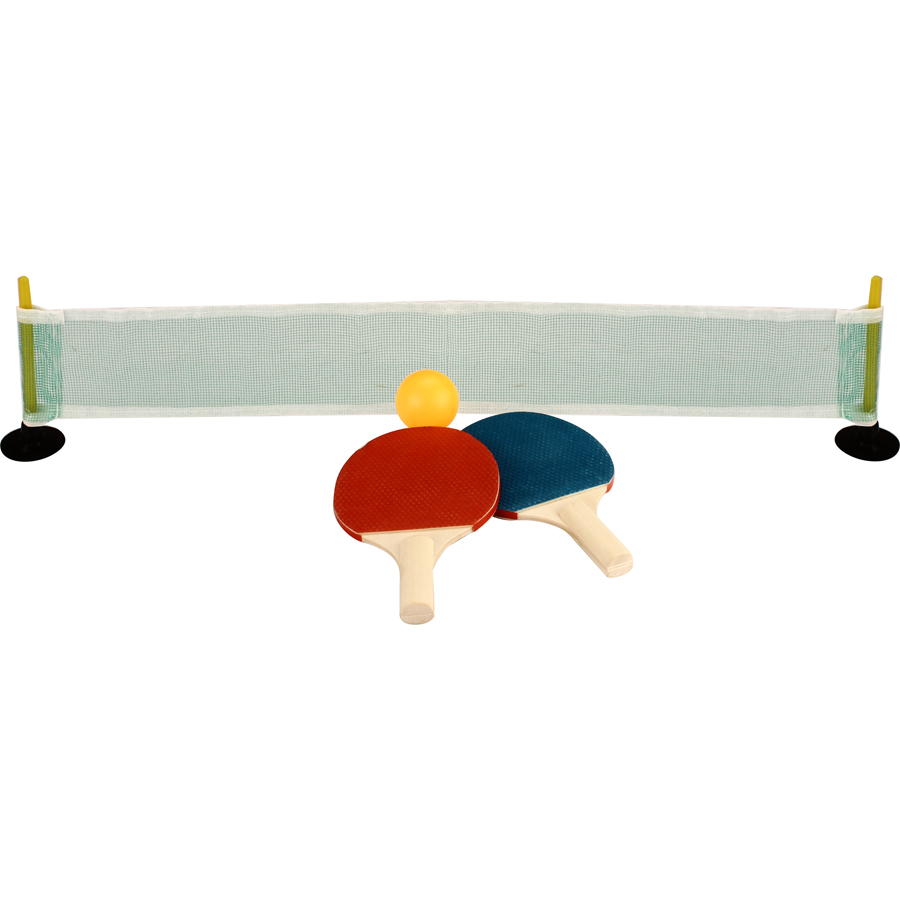 Micro Table Tennis Set • Desktop •