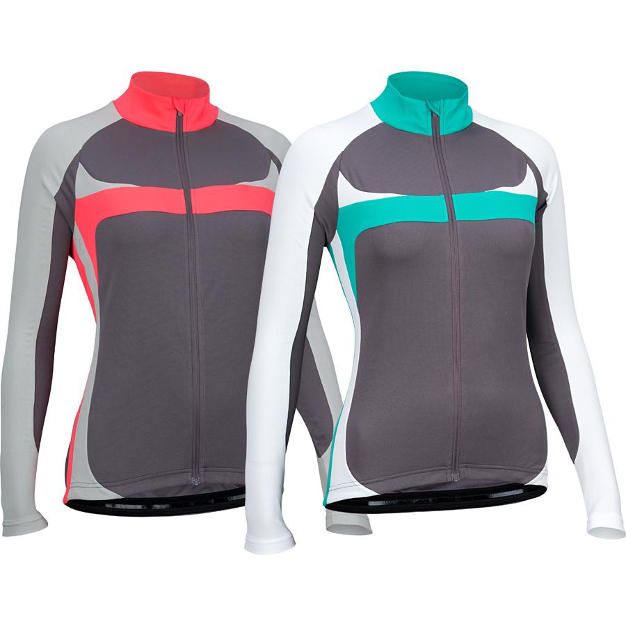 Cycling Shirt Long Sleeve • Women •
